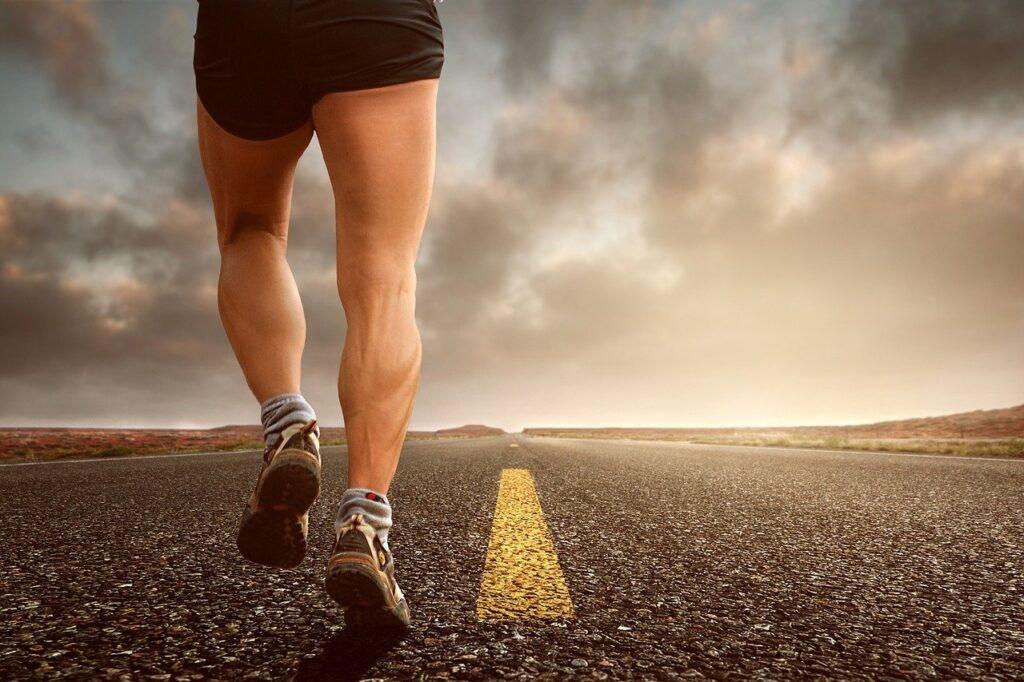 jogging, run, sport
